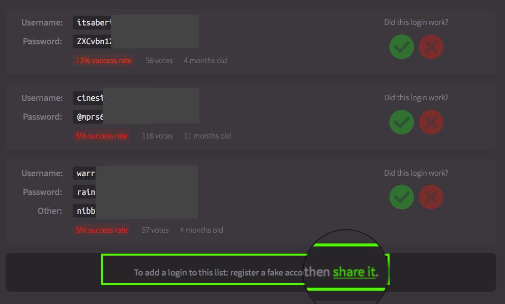 Image of developer IDs trading on the internet