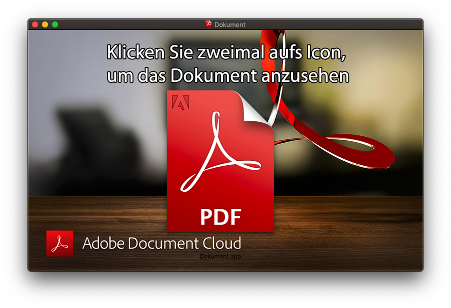 A screenshot of fake dok app