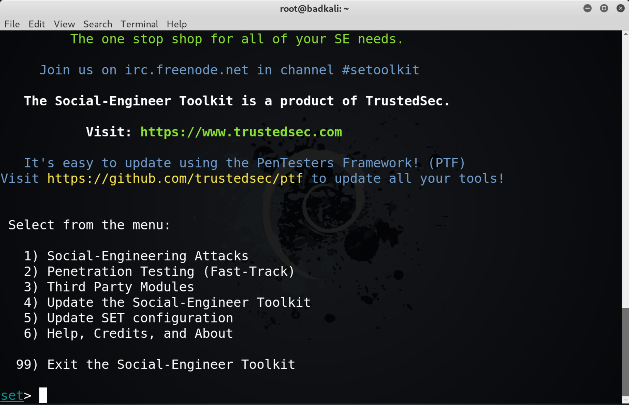 Screenshot image of advanced targeted attacks in the engineering kit