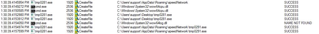 image of roaming profile