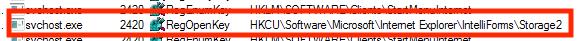 image of hkey current user key