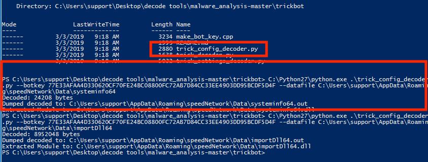 Trickbot   Technical Analysis of a Banking Trojan Malware