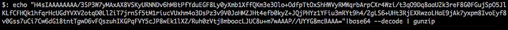 Image of decode base64
