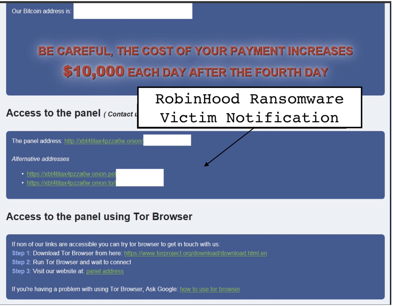 "RobinHood Ransomware ""CoolMaker"" Functions Not So Cool"