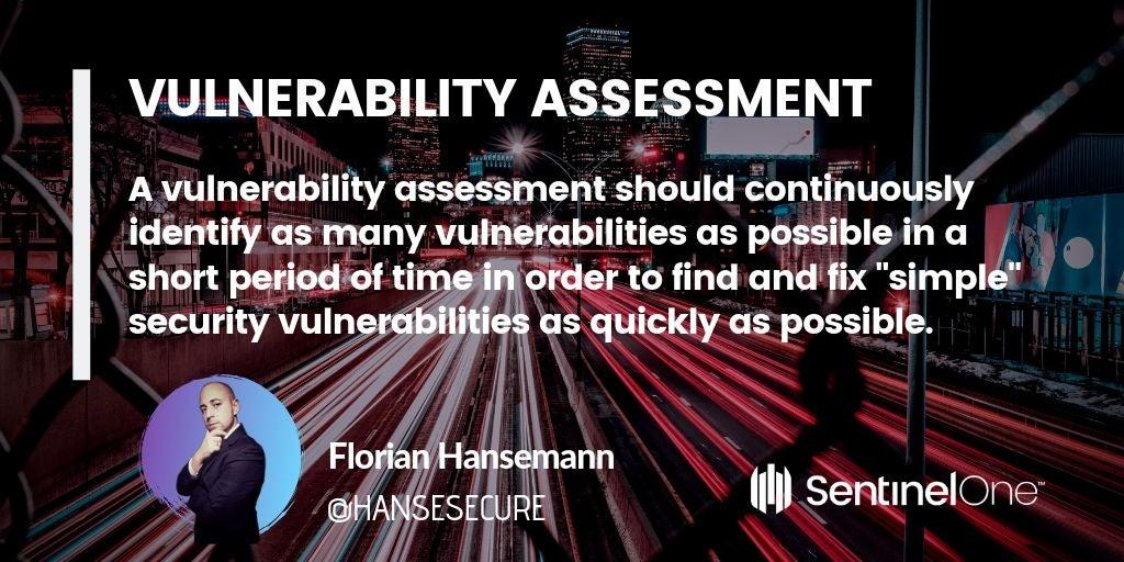 Vulnerability Assessment (1)
