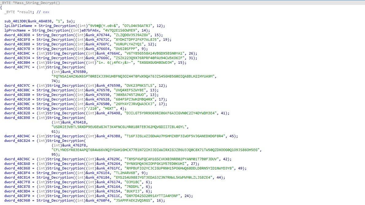 image of Vidar info stealer img2
