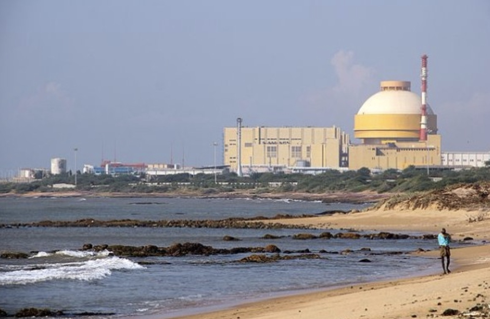 image of Indian Nuclear Power Plant