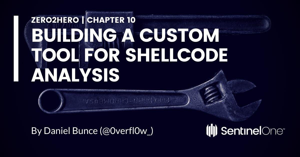 image of shellcode analysis