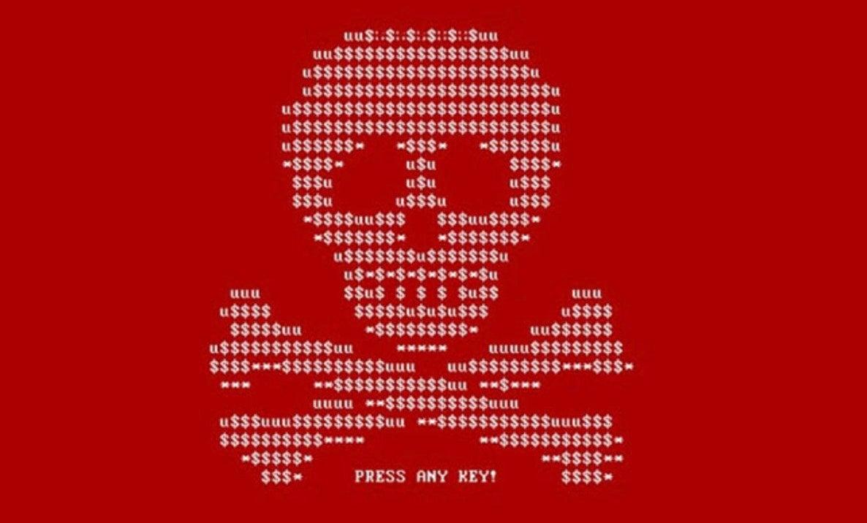 image of ryuk ransomware