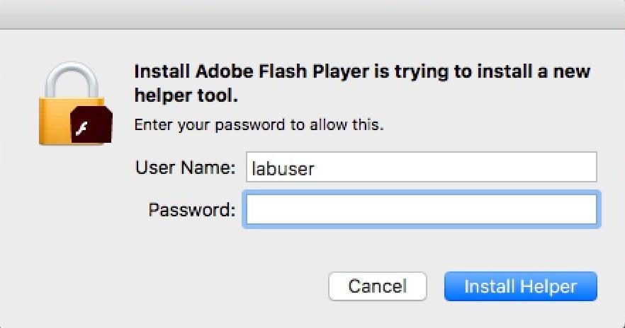 image of install helper tool