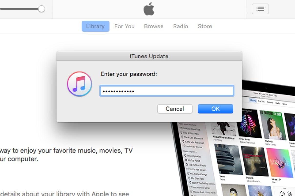 image spoof password