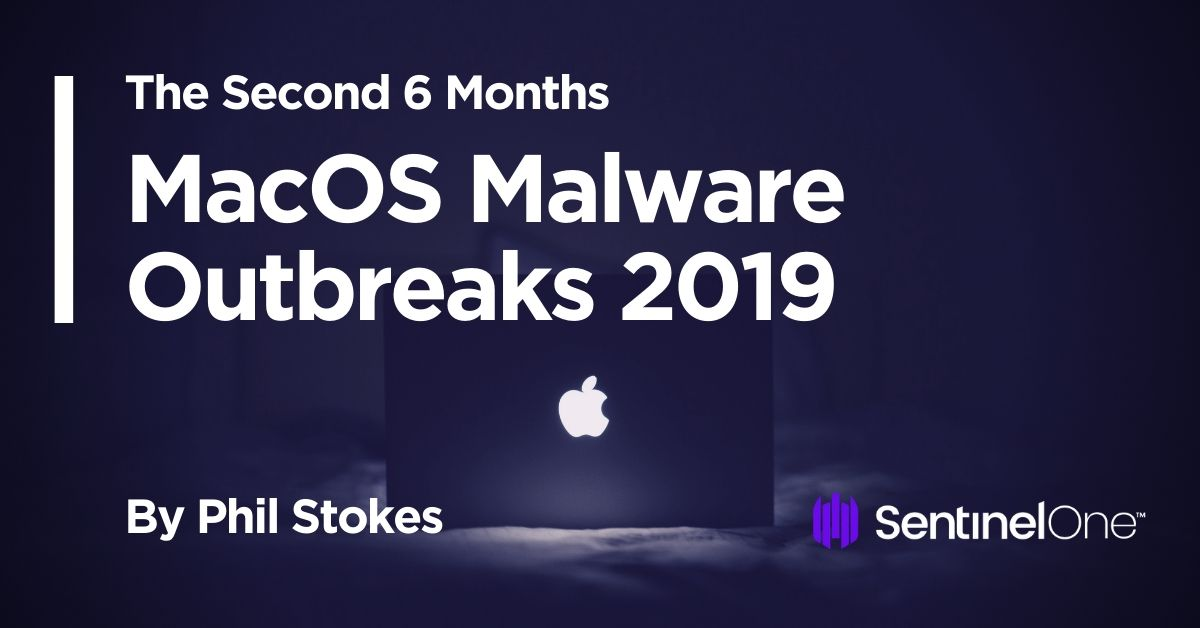 image macos malware second half 2019