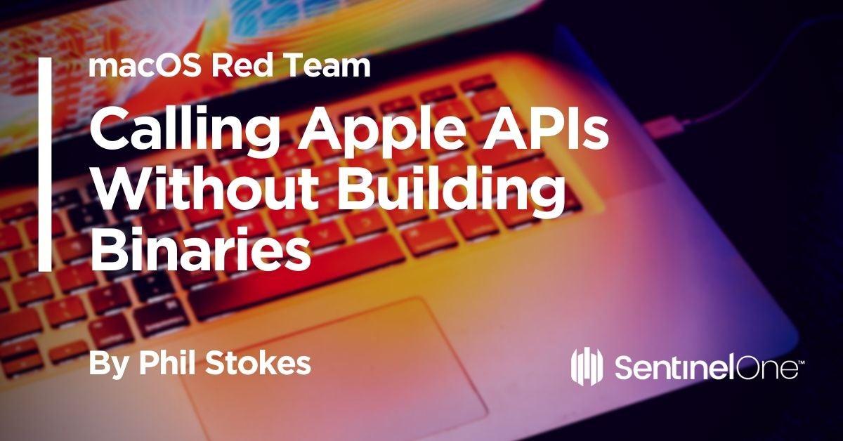 image of calling apple apis